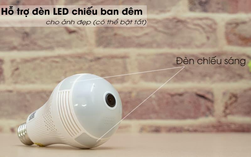 đèn led -yoosee bóng đèn