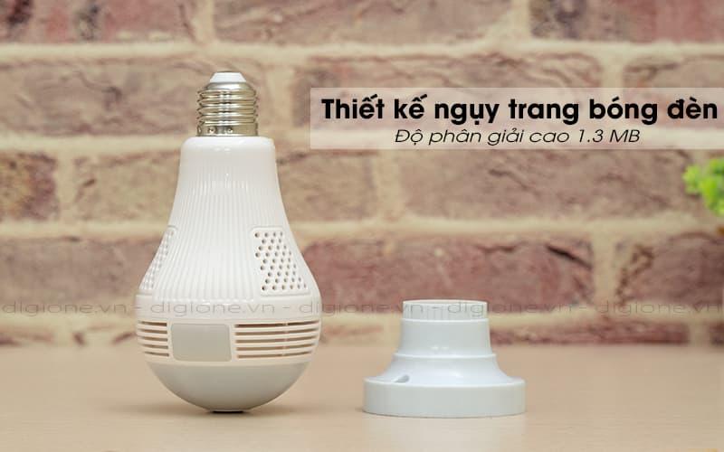 Thiết kế yoosee bóng đèn